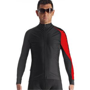 assos LS.milleIntermediateJacket_evo7 Men National Red bei fahrrad.de Online