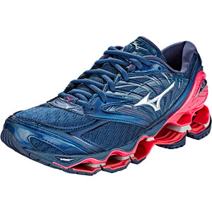 Mizuno Wave Prophecy 8 Shoes Damen blue wing teal/silver/honeysuckle blue wing teal/silver/honeysuckle