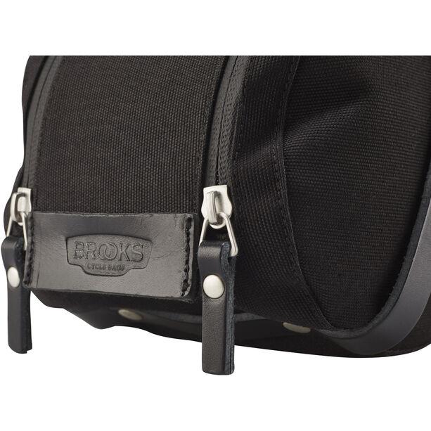 Brooks Isle of Wight Saddle Bag Large black