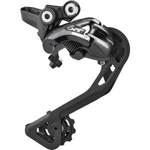 Shimano Deore XT Trekking RD-T8000 Schaltwerk 10-fach schwarz schwarz