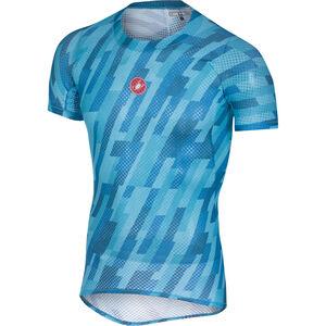 Castelli Pro Mesh SS Baselayer Jersey Men sky blue bei fahrrad.de Online