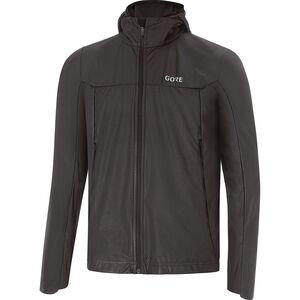 GORE WEAR R5 Gore-Tex Infinium Soft Lined Hooded Jacket Herren black black