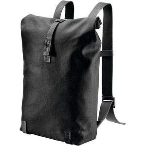 Brooks Pickwick Canvas Backpack 26l total black bei fahrrad.de Online