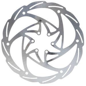 Formula Monolitic Bremsscheibe 6-Loch silver silver