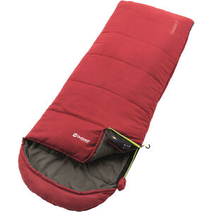 Outwell Campion Sleeping Bag Kinder red red