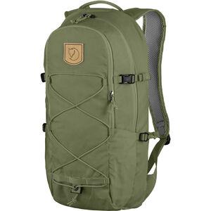 Fjällräven Abisko Hike 15 Backpack green green