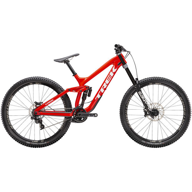 Trek Session 9.9 DH 29 RSL viper red