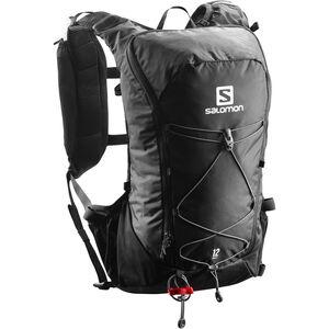 Salomon Agile 12 Backpack Set Black bei fahrrad.de Online
