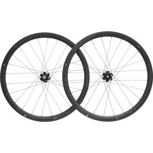 "Ritchey WCS Apex 38 Laufradsatz 28"" Disc TL Clincher 142x10mm Shimano/SRAM 11-fach CL black"