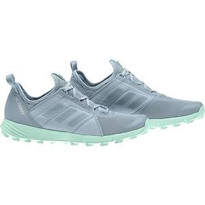 adidas TERREX Speed Schuhe Damen ash grey/ash grey/clear mint ash grey/ash grey/clear mint