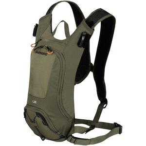 Shimano Unzen II Trail Backpack 2 L olive green olive green