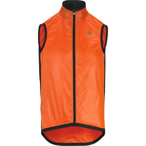 assos Mille GT Wind Vest lolly red lolly red