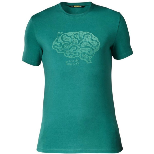 Mavic Cyclist Brain SS Tee Herren everglade