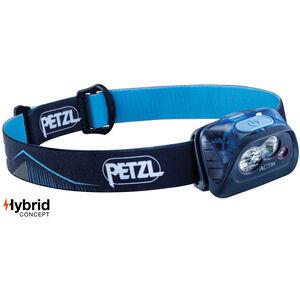 Petzl Actik Stirnlampe blue blue