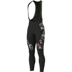 Alé Cycling Graphics PRR Glass Bib Tights Herren black-grey black-grey
