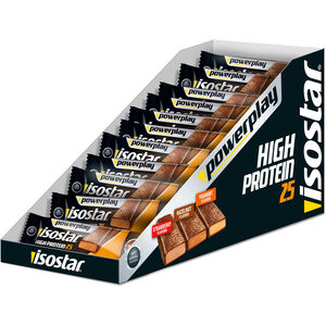 Isostar High Protein 25 Bar Box 30x35g Haselnuss