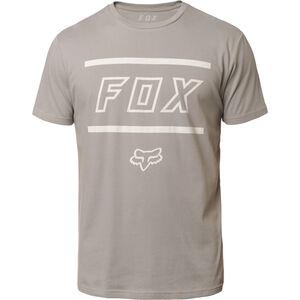 Fox Midway Airline SS Tech T-Shirt Herren steel gray steel gray