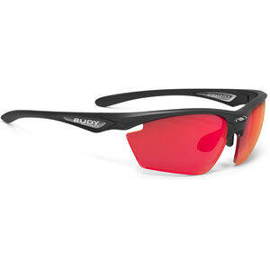 Rudy Project Stratofly Glasses black matte - rp optics multilaser red black matte - rp optics multilaser red