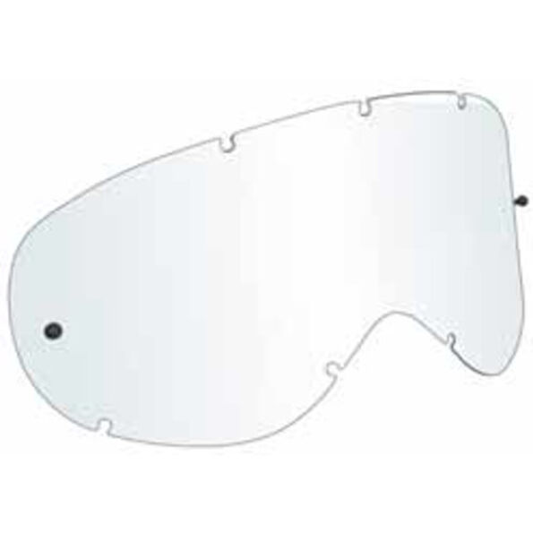 Dragon Youth MX RPL Lens Kinder clear aft