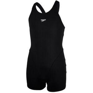 speedo Essential Endurance+ Legsuit Mädchen black black