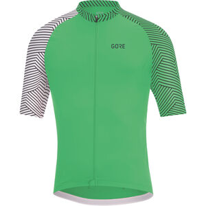 GORE WEAR C5 Optiline Jersey Herren desert green/white desert green/white