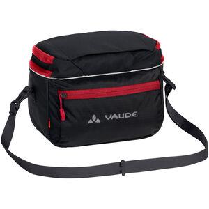 VAUDE Road I Handlebar Bag black/red black/red