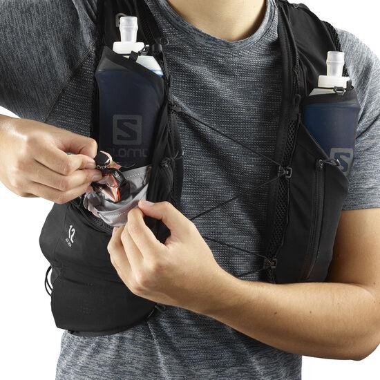 Salomon Adv Skin 12 Backpack Set bei fahrrad.de Online