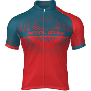 PEARL iZUMi Select Escape LTD Full-Zip Jersey Herren pearl izumi torch red/teal pearl izumi torch red/teal
