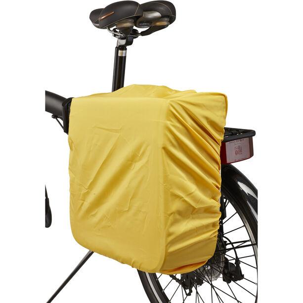 Red Cycling Products Regenschutz für Einzeltaschen gelb