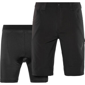 Red Cycling Products Mountainbike Shorts Herren black black