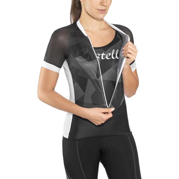 Castelli Climber's Jersey Women black/anthracite