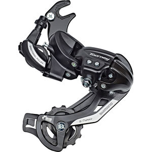 Shimano Tourney RD-TY500 Rear Derailleur with adaptor 6/7 speed