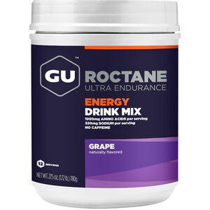 GU Energy Roctane Ultra Endurance Energy Drink Mix Tub 780g Grape