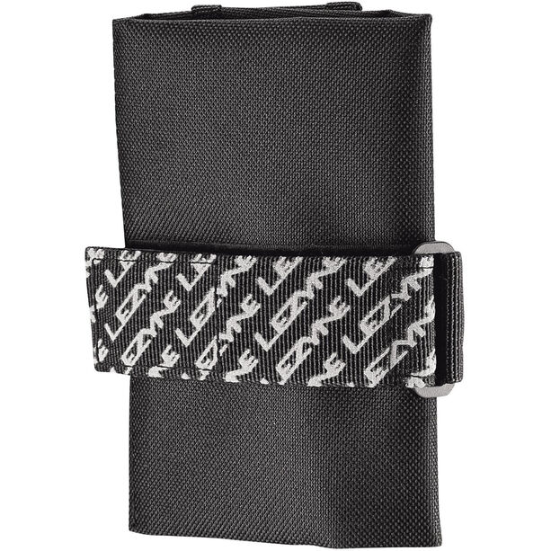 Lezyne Roll Caddy Sattel/Rahmentasche schwarz