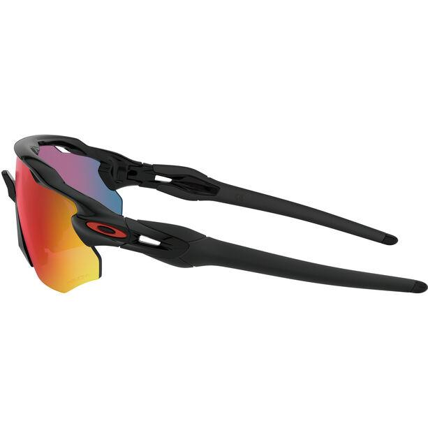Oakley Radar EV Advancer Sonnenbrille polished black/prizm road