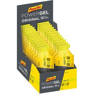 PowerBar PowerGel Original Box 24x41g Lemon-Lime