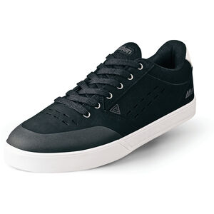 Afton Shoes Keegan Flatpedal Shoes Herren black/grey black/grey