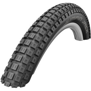 "SCHWALBE Jumpin Jack Drahtreifen 20"" Addix Performance black black"