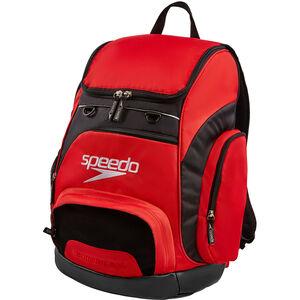 speedo Teamster Backpack 35l red red