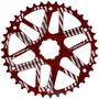 e*thirteen Extended Range Ritzel 10-fach 42 Zähne für SRAM rot
