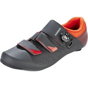 Shimano SH-RP400M Shoes Herren black/orange red black/orange red