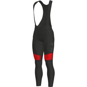 Alé Cycling PR-S Dots WR Bib Tights Herren black-red black-red