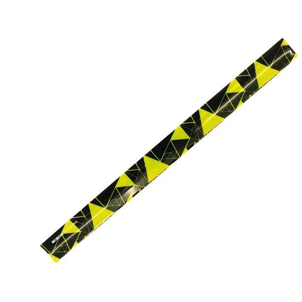 Wowow Urban Snap Wrap Arm/Beinband 40x3cm gelb