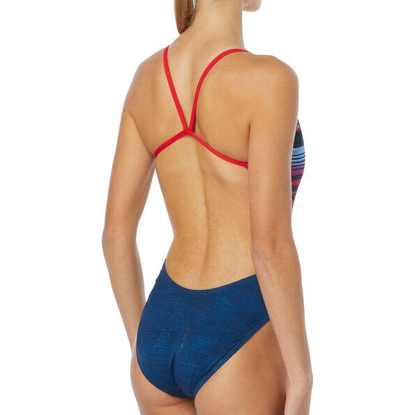 TYR Liberty Cutoutfit Bathing Suit Damen