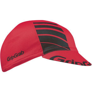 GripGrab Lightweight Summer Cycling Cap red red