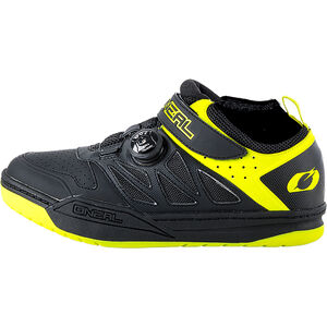 ONeal Session SPD Shoes neon yellow
