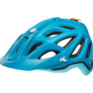 KED Trailon Helmet lightblue matt lightblue matt