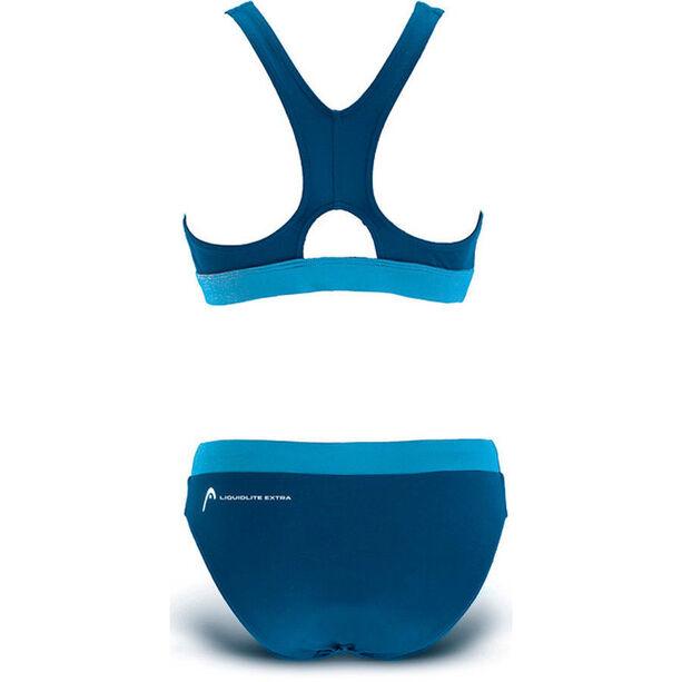 Head Volley Bikini Damen blue