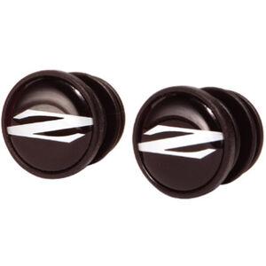 Zipp Lenkerendkappen schwarz schwarz