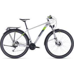 Cube Aim SL Allroad light grey/green light grey/green